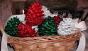 Pinecone Fire Starter Gift Basket #2204
